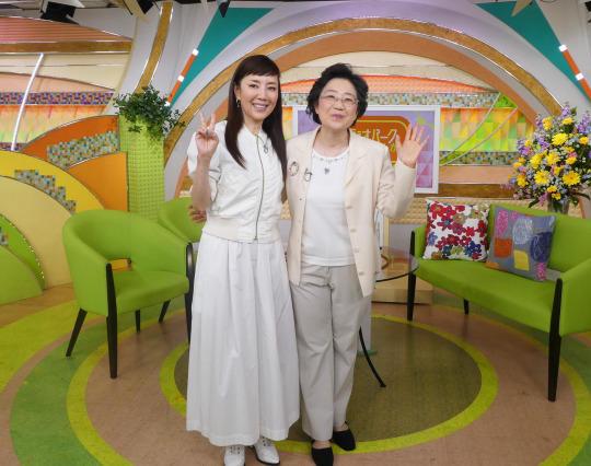 戸田恵子さんとスタジオパークにて.jpg